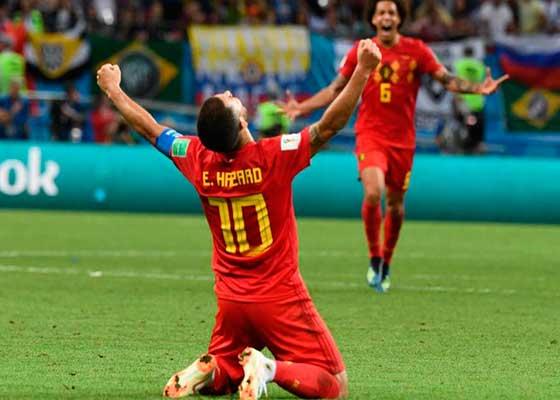 Brasil peca defensivamente, perde para a Bélgica e está eliminado 06/07/2018 16:53:21