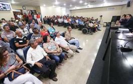 Assembleia realiza oito audiências públicas a partir desta sexta-feira