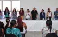 Secretária da SETAS visita Barra do Bugres e assina Pacto Pró-Família