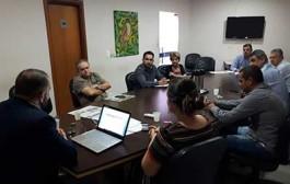 OBSERVATÓRIO ACOMPANHA TRABALHOS ADMINISTRATIVOS DA CÂMARA