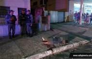 Polícia Civil prende autores de homicídio motivado por disputa de ponto de drogas em Barra do Bugres