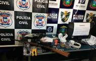 Operação cumpre mandados por tráfico de drogas em Brasnorte