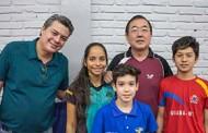Adolescente representará MT em brasileiro de Tênis de Mesa
