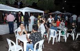 Feira Gastronômica e Cultural de Barra do Bugres foi um sucesso