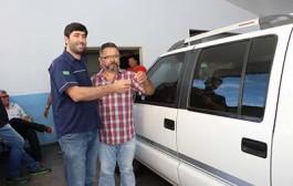 Câmara Municipal doa veículo seminovo a Prefeitura de Barra do Bugres