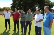 "Aberto a 1ª Copa de Futebol de Master ""Wagner Ramos"""