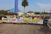 Pedalada pela Prevenção do Suicídio é realizada em Barra do Bugres