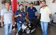 Motocicleta irá agilizar a fiscalização na Secretaria de Meio Ambiente