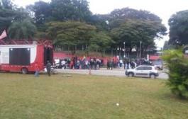 Por PLR, trabalhadores da Hitachi entram em greve em São José dos Campos