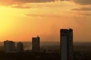 Semana tem calor e chuva em Cuiabá
