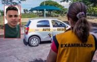 Detran investiga morte de jovem durante prova para CNH