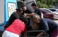 Sala da Mulher doa 150 quilos de alimentos para a Igreja Assembleia de Deus