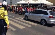 No Dia da Mulher, blitz em Cuiabá deve conscientizar motoristas sobre o machismo no trânsito