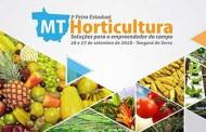 1ª Feira Estadual MT Horticultura debate os gargalos da comercialização de frutas, hortaliças e flores tropicais em MT