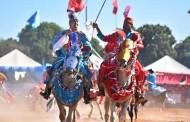 Tradicional Cavalhada reuniu milhares de pessoas em Poconé