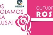 Prefeitura Municipal realiza ações de fortalecimento da Campanha Outubro Rosa