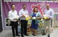 Sala da Mulher doará meia tonelada de alimentos arrecadados em campanha