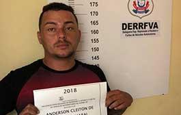 Homem que rendeu casal, roubou residência e caminhonete em Nova Olímpia é preso na Capital