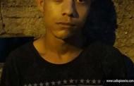 Barra do Garças:Jovem é preso após esfaquear ex-namorada
