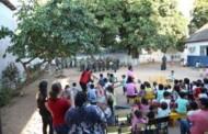 Banda do 2º BFron faz apresentação em creche da rede municipal ensino