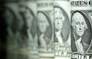 Dólar é negociado em queda pelo 2º pregão seguido
