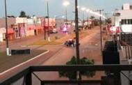 Bandidos invadem agência do Banco do Brasil em cidade de MT