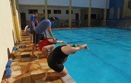 Sorriso:No sábado tem o IV Festival de Natação na piscina da Facem