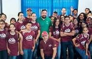 Equipe da Missão Calebe agradeceu recepção que recebeu em Rosário Oeste
