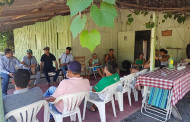 Reunião em Nova Mutum debate políticas para agricultura familiar