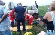 Jaciara: Choque entre 2 carros deixa 3 feridos em MT