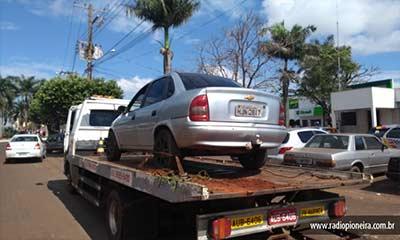 Polícia Militar deflagra Operação Tangará Trânsito seguro