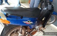 Tangará: Polícia recupera moto furtada; veículo tinha anúncio de venda em redes sociais