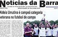 Jornal Notícias da Barra – Edição Nº 265 – 08 de novembro de 2018
