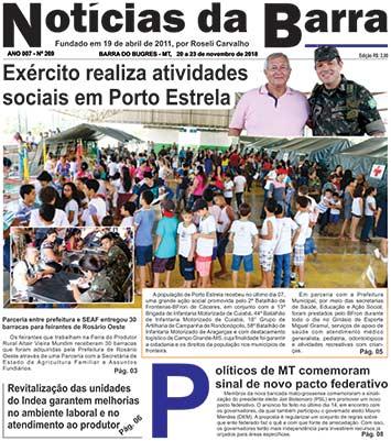 pagina-01-Edição-269---20-a-23-de-novembro--2018---Noticias-da-Barra