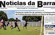 Jornal Notícias da Barra – Edição Nº 267 – 17 de novembro de 2018