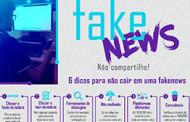 População pode impedir propagação de fake news nas mídias sociais