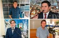 Quatro são pré-candidatos a Deputado Federal