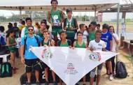 Atletas de Sorriso voltam do Jogos Escolares Estadual com 25 medalhas