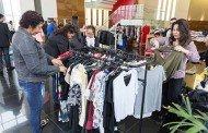 Bazar da Sala da Mulher oferece roupas, calçados e acessórios novos e usados por até R$ 60