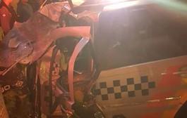 PM retorna à UTI dois meses após sofrer acidente com carro da polícia durante perseguição a assaltantes em Cuiabá