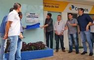 Administração inaugura Agência Comunitária dos Correios no bairro Rota do Sol