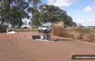 Empresário de Campo Novo morre em grave acidente de moto em Tangará da Serra