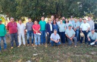 União entre EMPAER e Município, fortalece a agricultura familiar na região.
