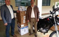 Tangará da Serra é contemplada com equipamentos da Amazônia Legal