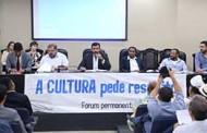 Fórum apresenta sugestões e cobra melhorias para o setor cultural