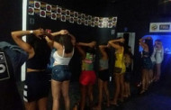 Polícia encontra drogas e apreende menor durante operação em baile funk em Cuiabá