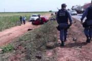 Urgente! Morre em acidente de carro o pai do vice-prefeito de Tangará da Serra