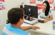 Consumidores insatisfeitos têm problema resolvido e ressartimento feito via Procon