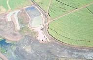 Água de rio está em condições de banho e prática de esportes, diz usina após vazamento de resíduos em MT