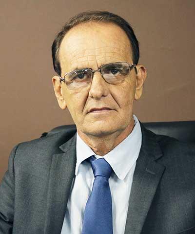 Vereador Sebastião Falanque (PRB)
